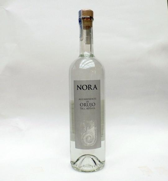 Orujo Blanco Nora