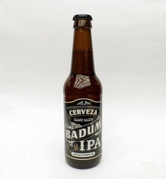 Cerveza Badum Ipa