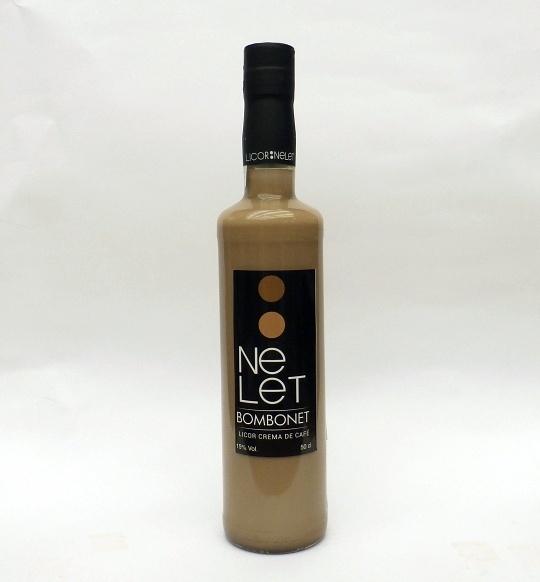 Licor de café Nelet