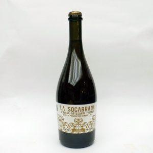 Cerveza La Socarrada 75 cl.