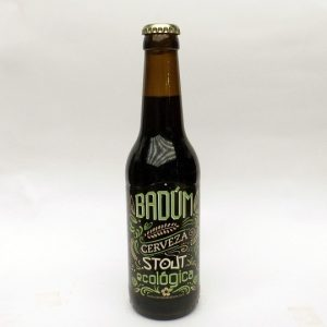 Badum Stout 33 cl