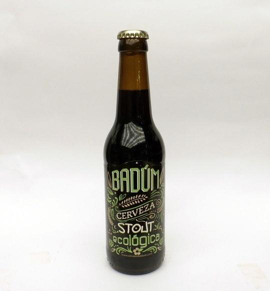 Badum Stout 33 cl