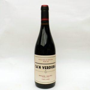Can verdura vino tinto