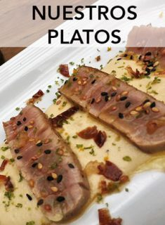 Los platos 50